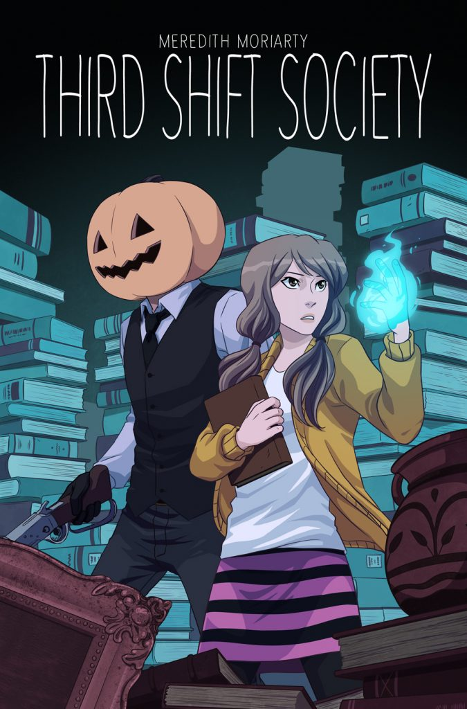 Third Shift Society Chapter 3 Cover